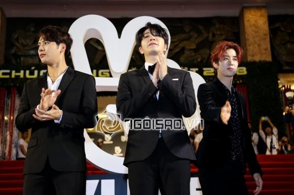 GOT7, Chi Pu, nhóm nhạc GOT7