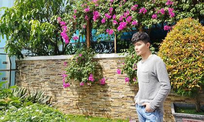 ca sĩ Nathan Lee,biệt thự của Nathan Lee,sao Việt