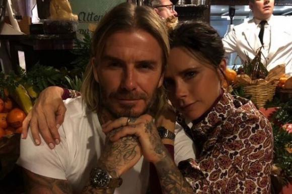 David Beckham, cầu thủ David Beckham,vợ chồng david beckham