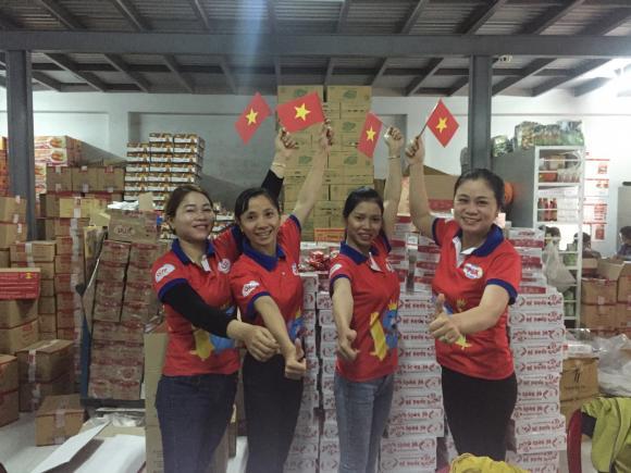 U23 Việt Nam, Hứa Cao Trí, doanh nhân Hứa Cao Trí