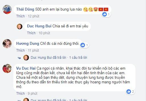 NTK Đức Hùng, U23 Việt Nam, sao Việt