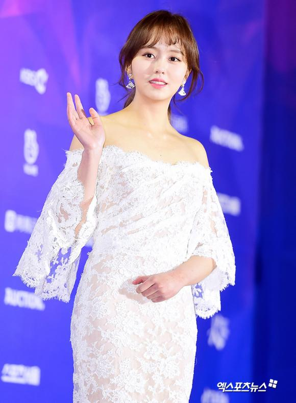 Seoul Music Awards, thảm đỏ Seoul Music Awards, Kim So Hyun