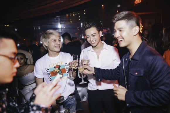 Soobin, Hoàng Touliver, Hoàng Tôn