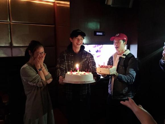 ,diễn viên Lâm Tâm Như,sinh nhật Lâm Tâm Như,Hoắc Kiến Hoa và Lâm Tâm Như