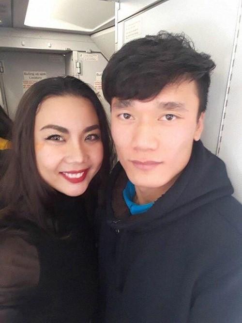 Lại Thanh Hương, người mẫu Lại Thanh Hương, U23 Việt Nam
