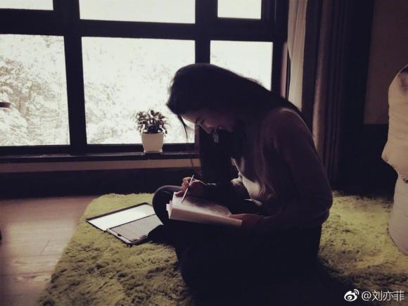 diễn viên Lưu Diệc Phi, thần tiên tỷ tỷ lưu diệc phi, lưu diệc phi và song seung hun chia tay