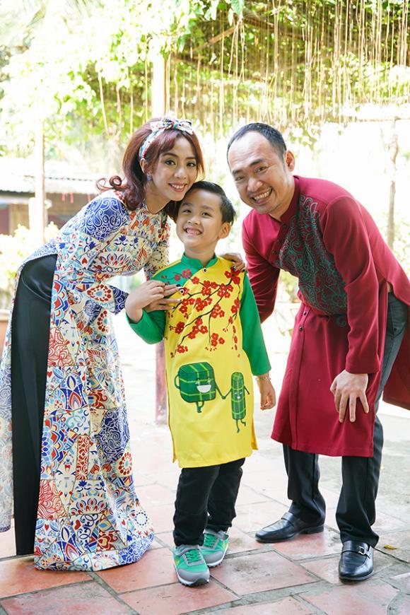Thu Trang, Tiến Luật, con trai Thu Trang Tiến Luật