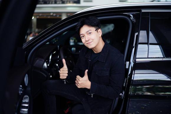 Ngô Kiến Huy, ca sĩ Ngô Kiến Huy, Ngô Kiến Huy mua xe