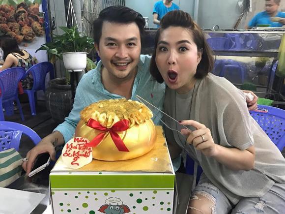 Lê Khánh, Lê Khánh và Tuấn Khải, Lê Khánh và chồng