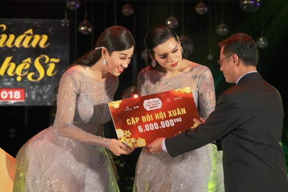 BB Trần và Hải Triều, Hội Xuân Văn Nghệ Sĩ 2018