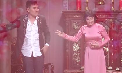 Bỏ mặc tất cả, Cát Phượng nói lời yêu Kiều Minh Tuấn ngay trên sóng truyền hình