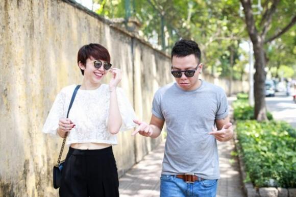 Tóc Tiên, Hoàng Touliver, sao việt
