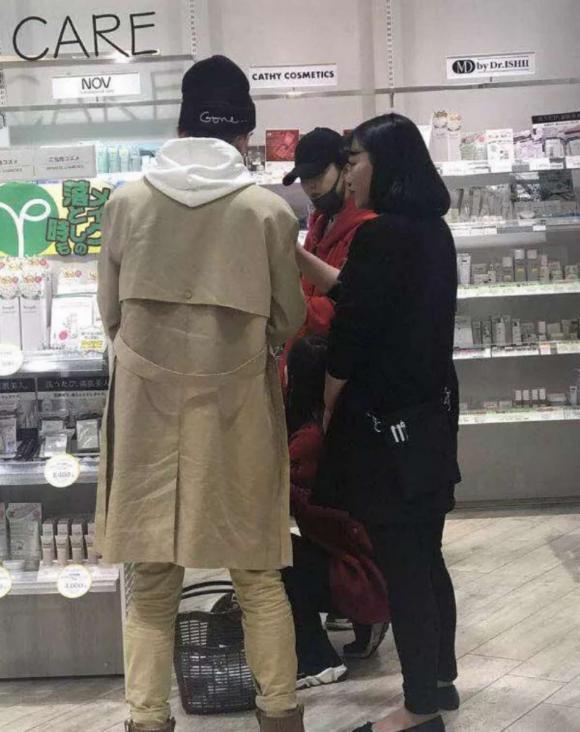 diễn viên Phạm Băng Băng, phạm băng băng chịu chơi, mua mỹ phẩm