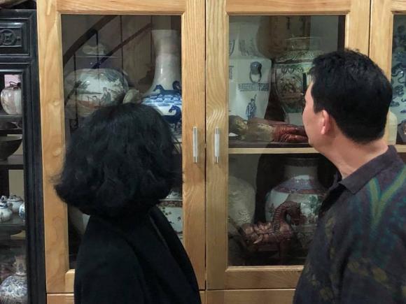 hoàng vân, nhạc sĩ hoàng vân, bộ sưu tập đồ cổ của nhạc sĩ Hoàng Vân