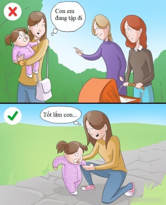 dạy con, chăm con, kiến thức dạy con