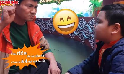 Trường Giang - Trấn Thành, Thách thức danh hài, Clip ngôi sao