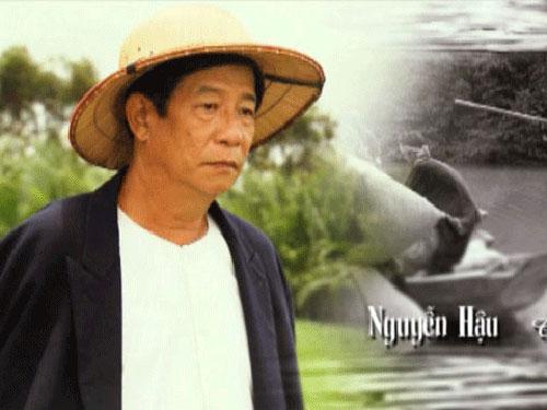 Nguyễn Hậu, Nguyễn Hậu qua đời, diễn viên Nguyễn Hậu