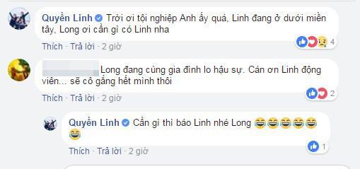 Nguyễn Hậu, Nguyễn Hậu qua đời, sao Việt