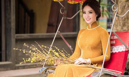 Thúy Vân,sao Việt,Á hậu Quốc tế 2015