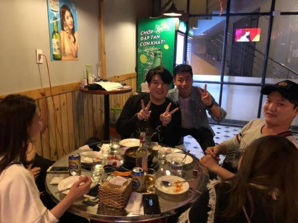 Oh Sang Jin,Shindong, Tết Nguyên đán, du lịch Việt Nam