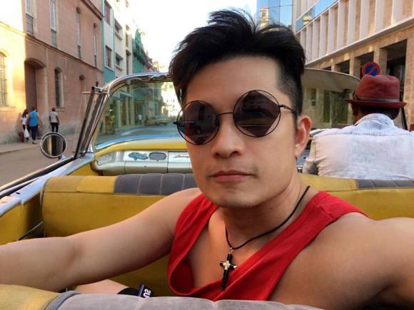sao Việt, sao Việt xuất ngoại đầu năm, sao Việt du lịch