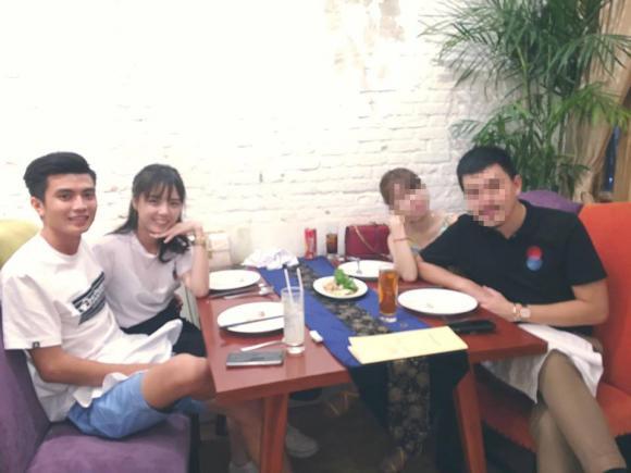 Lâm Á Hân,  Lâm Á Hân và bạn trai mới,  Lâm Á Hân và chồng