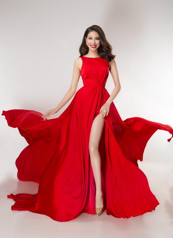 Hoa hậu phạm hương,hoa hậu hoàn vũ việt nam 2015,phạm hương lên tạp chí ý