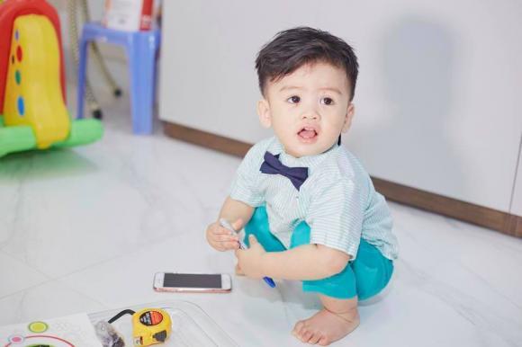 ngọc lan, con trai ngọc lan, sinh nhật con trai ngọc lan
