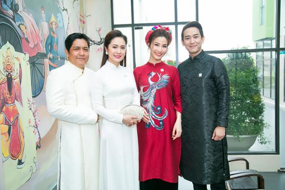 Diễm My,Hứa Vĩ Văn,sao Việt