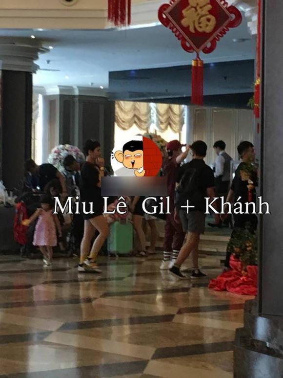 Gil Lê, Miu Lê, Chi Pu