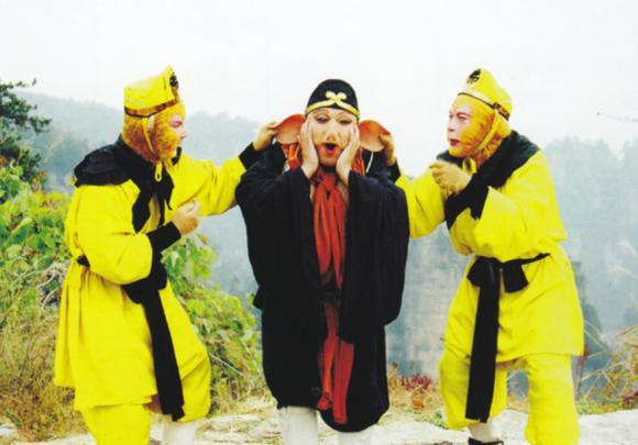 Tây Du Ký, Tôn Ngộ Không, Lục Tiểu Linh Đồng, Đinh Kiện