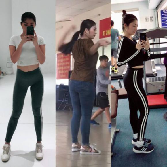 Thanh Trúc, diễn viên Thanh Trúc, giảm cân