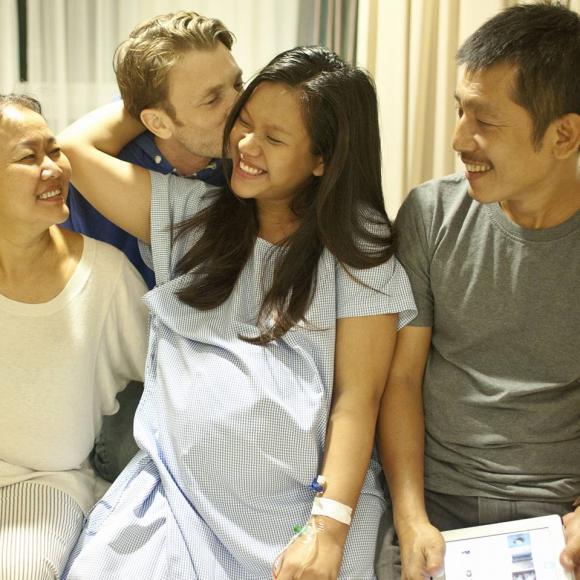 cô vợ showbiz,sao Việt mang thai,sao Việt kém sắc,Tú Vi,Khánh Thi,Phương Vy,Thu Minh
