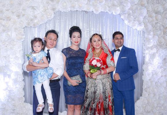 đám cưới ngọc xuân, ngọc xuân, trịnh kim chi