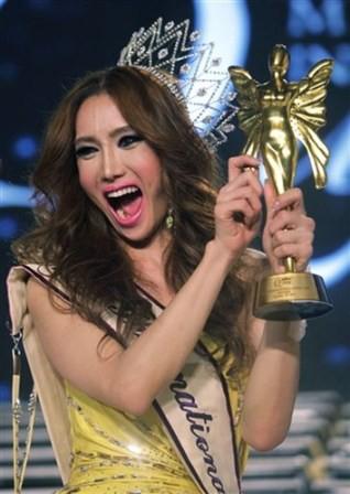 Hương Giang, Hoa hậu chuyển giới quốc tế, Hoa hậu chuyển giới quốc tế 2018