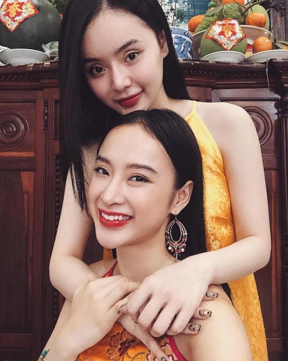 em gái Angela Phương Trinh, nhà của em gái Angela Phương Trinh, Angela Phương Trinh
