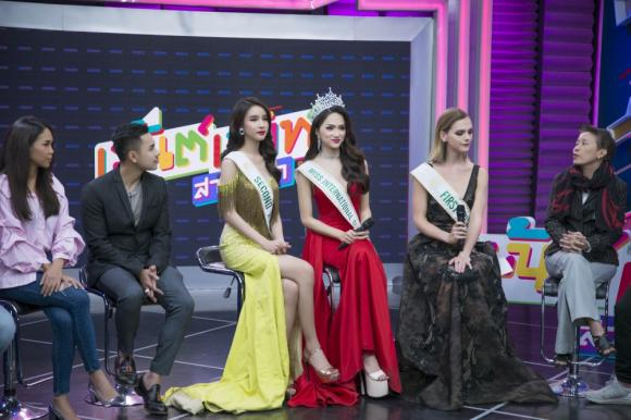 Hương Giang, Hoa hậu chuyển giới quốc tế 2018, hoa hậu chuyển giới hương giang