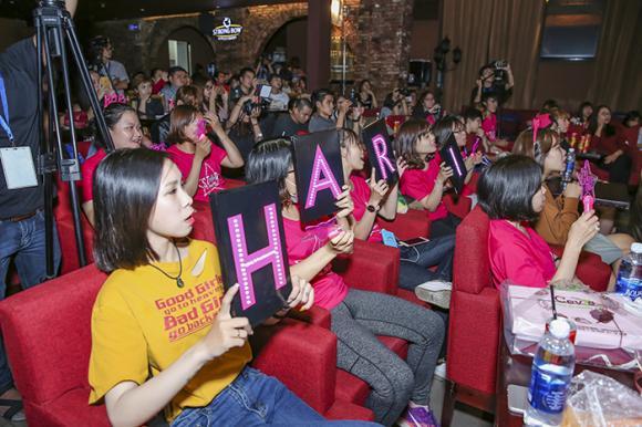 Hari Won,Hari Won tri ân người hâm mộ,sao Việt