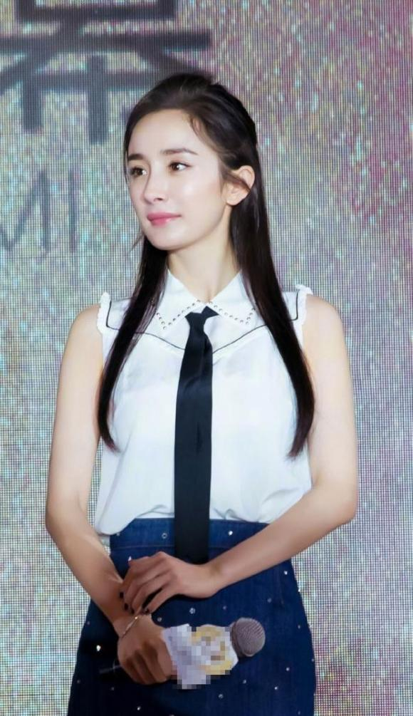 Diễn viên Dương Mịch,dương mịch trẻ trung, trẻ như nữ sinh, lão hóa ngược