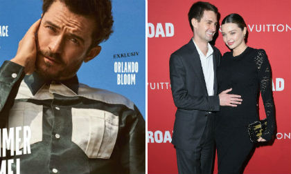nam diễn viên Orlando Bloom, orlando bloom và katy perry, sao Hollywood
