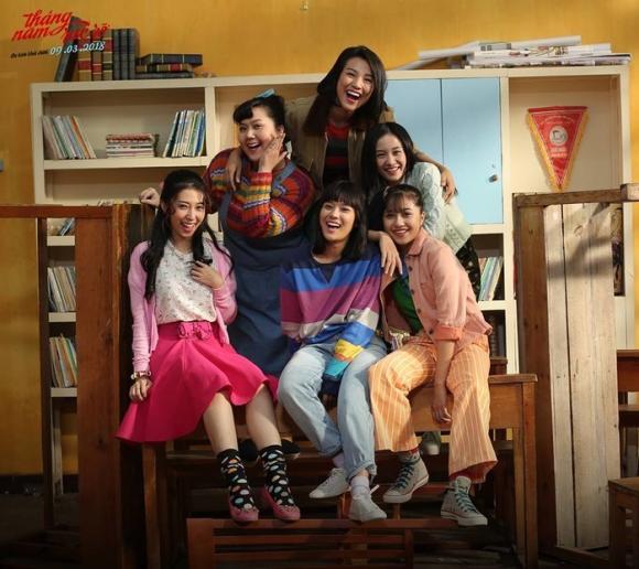tháng năm rực rỡ,tháng năm rực rỡ lên báo Hàn,phim Việt remake
