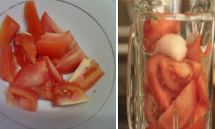 dạy nấu ăn, làm nước sốt cà chua, sot ca chua