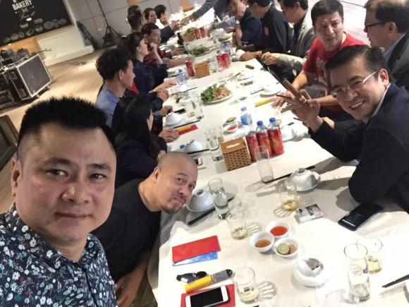NTK Đức Hùng, Quang Thắng, Tự Long, Vân Dung, Xuân Bắc, Diễm Quỳnh