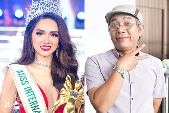Hương giang idol,hoa hậu hương giang,hoa hậu chuyển giới quốc tế 2018