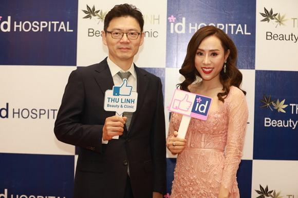 bệnh viện thẩm mỹ ID, Thu Linh Beauty & Clinic, Á hậu Ngô Thùy Linh