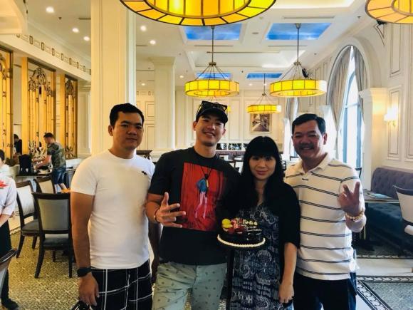 Trương Nam Thành, bố mẹ Trương Nam Thành, vợ Trương Nam Thành