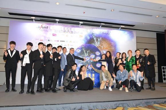 Noo Phước Thịnh,Hong Kong Asian-Pop Music Festival 2018,sao Việt