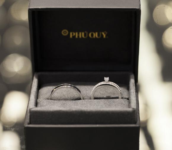 Mc đức bảo,đám cưới mc đức bảo,đức bảo mua nhẫn cưới