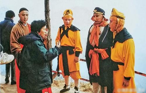 Dương Khiết,Tây Du Ký,Lục Tiểu Linh Đồng,Trì Trọng Thụy