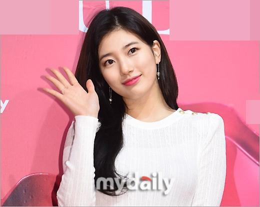 ca sĩ Suzy, vòng 2 của suzy, vòng 2 nhô cao, đầm đuôi cá